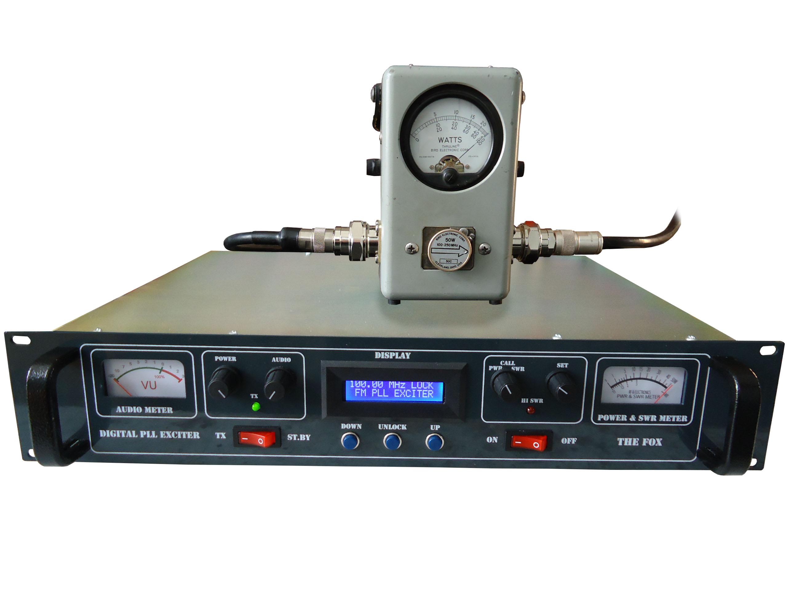 Build a radio transmitter class